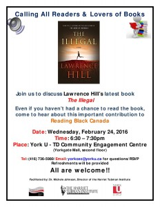 The Illegal Book Flyer